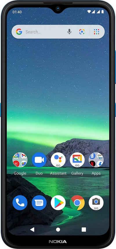 Nokia 1,4 Smartphone (16,53 cm/6,51 Zoll, 32 GB Speicherplatz, 8 MP Kamera)
