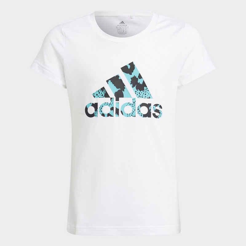 adidas Performance T-Shirt »AR SPORT ICONS AEROREADY PRIMEGREEN JUNIOR SLIM«
