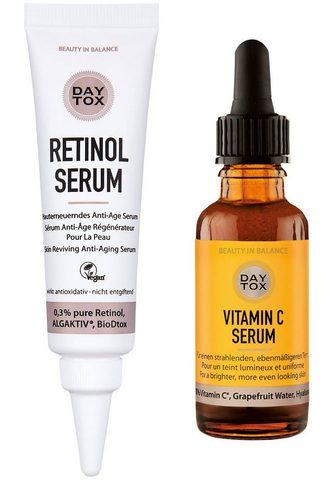 DAYTOX Gesichtspflege-Set »Vitamin Booster Du...