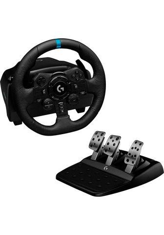 Logitech G »G923 dėl PS4 ir PC« Gaming-Lenkrad