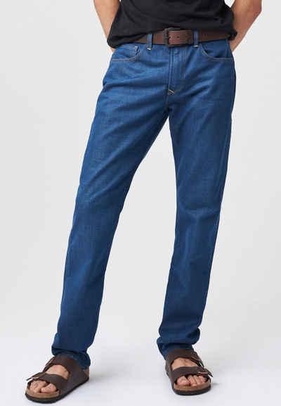 Salsa Regular-fit-Jeans »Straight« Greencast gerade
