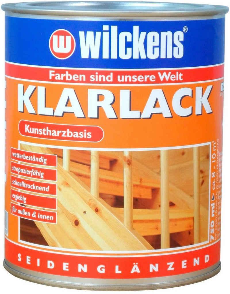 Wilckens Farben Klarlack »seidenglänzend«, gut füllend und verlaufend