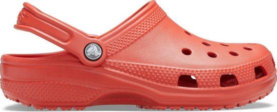 Crocs »Classic« Clog mit typischem Logo