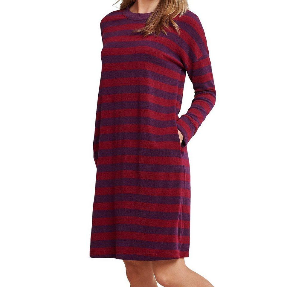schiesser nachthemd »nachtschwärmer nachthemd langarm 100 cm lang« langarm  online kaufen | otto