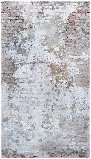 BODENMEISTER Fototapete »3d Effekt Steinwand Vintage«, Rolle 2,80x1,59m