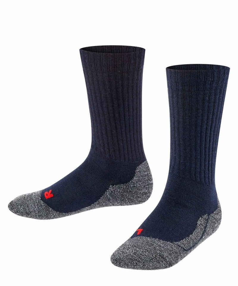 FALKE Socken »Active Warm« (1-Paar) mit weicher Plüschsohle