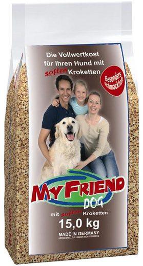 BOSCH PETFOOD Hundetrockenfutter »My Friend Softbrocken«, 15 kg