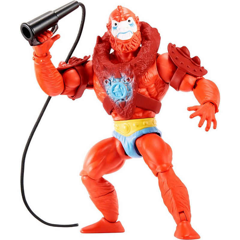 Mattel® Actionfigur »Masters of the Universe Origins Actionfigur Beast«