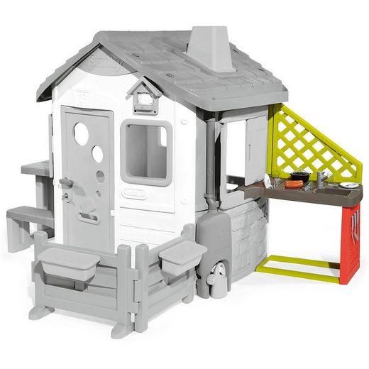 Smoby Spielhaus Sommerküche für Neo Jura Lodge