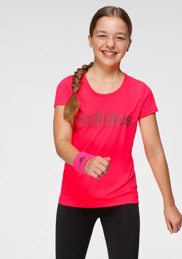 adidas Performance Funktionsshirt »YOUNG GIRL CORE TEE«
