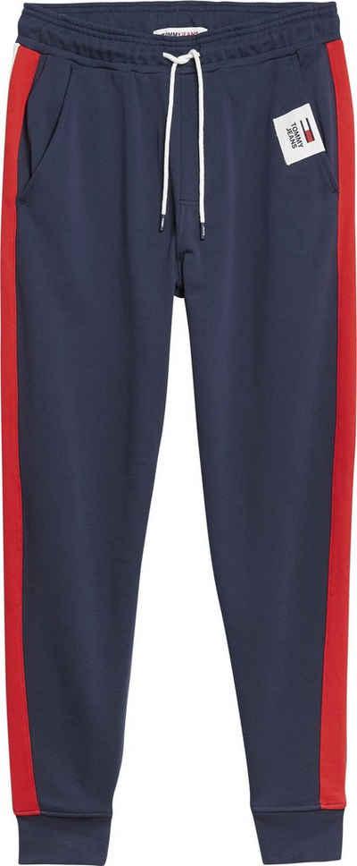 Tommy Jeans Sweathose »TJM MIX MEDIA BASKETBALL PANT«