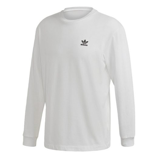 adidas Originals T-Shirt »Back + Front Print Trefoil Longsleeve«