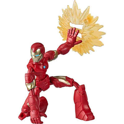 Hasbro Actionfigur »Marvel Avengers Bend And Flex Action-Figur, 15 cm«