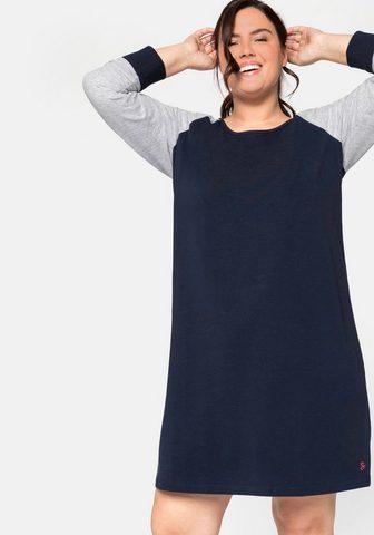 Sheego Naktiniai marškiniai su rundem Ausschn...