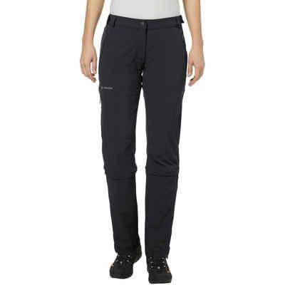 VAUDE Zip-off-Hose »Farley Stretch Capri T-Zip II« Green Shape,Grüner Knopf,bluesign® product