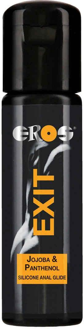 Eros Gleitgel »Exit«, Latexkondomgeeignet