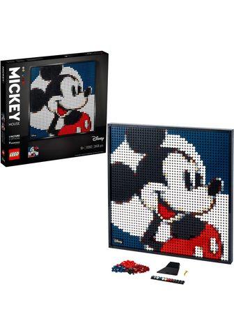 LEGO ® Konstruktionsspielsteine »Disney's M...
