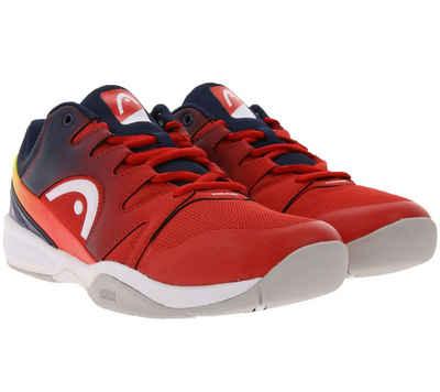 Head »HEAD Kinder-Schuhe Sprint 2.0 Carpet leichte Tennis-Schuhe Sneaker Fitness-Schuhe Rot« Tennisschuh