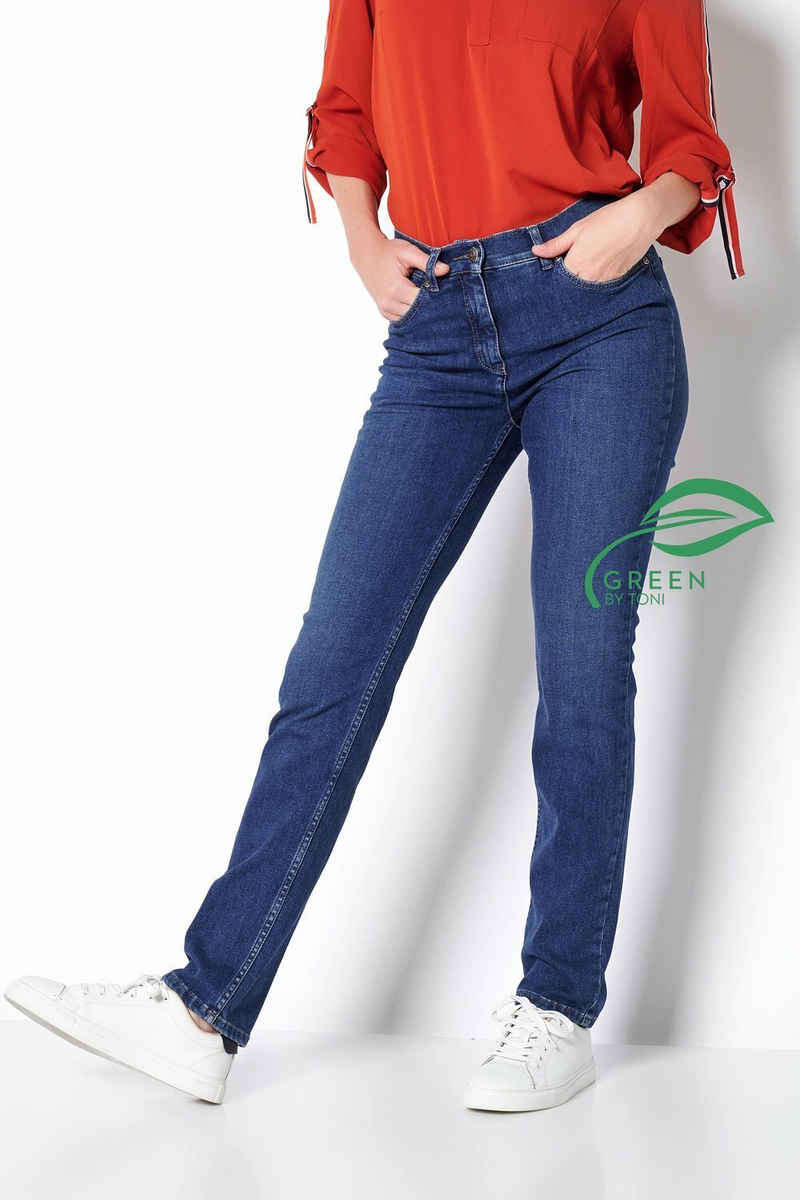 TONI 5-Pocket-Jeans »be loved« aus nachhaltigem, italienischem Denim