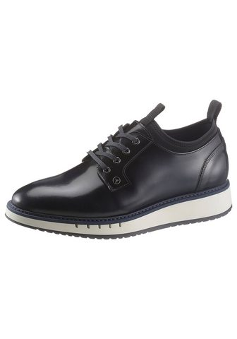 TOMMY HILFIGER X Mercedes-Benz »MB LACE UP DERBY 1A2« Suvarstomi bata...