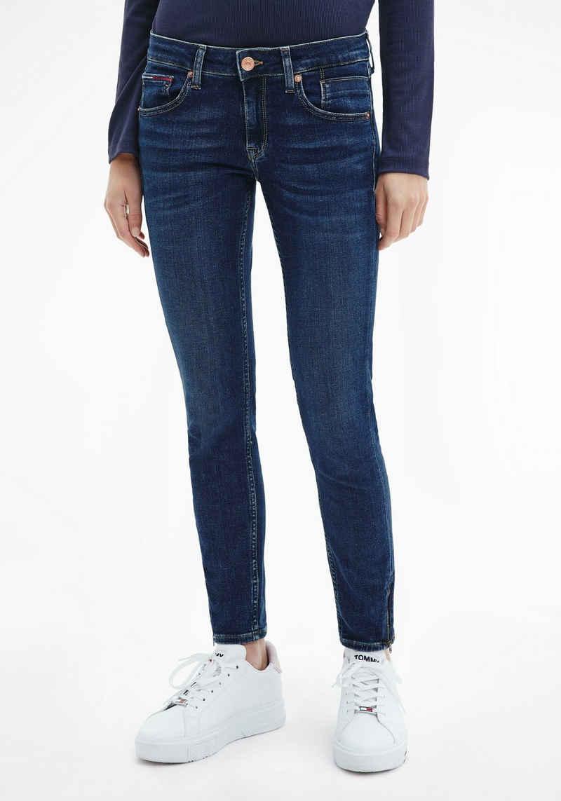 Tommy Jeans Skinny-fit-Jeans »SCARLETT AZ LR SKNY BE154 DBST«
