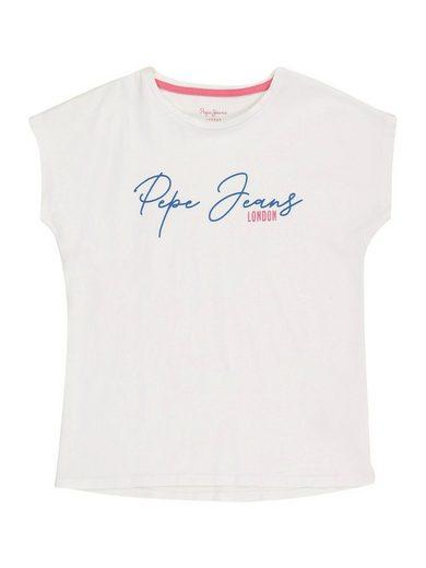 Pepe Jeans T-Shirt »Nina« (1-tlg)