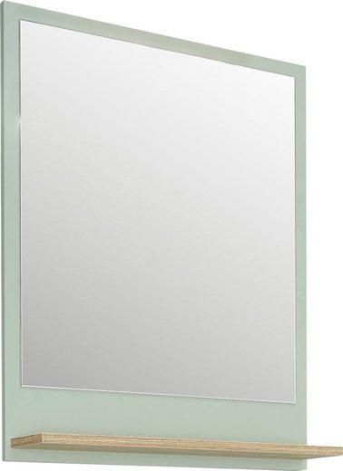 PELIPAL Spiegel »Salvie«, Breite 60 cm, 1 Ablagefläche