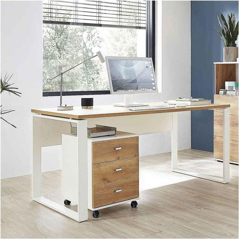 GERMANIA Büromöbel-Set »Lioni«, (2-St., 2-teilig)