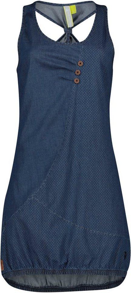 alife & kickin -  Jeanskleid »CameronAK D« süßes Kleid im Denim-Look mit Print