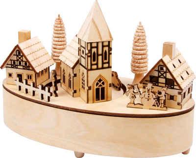 Small Foot Spieluhr »Spieluhr kleines Dorf«