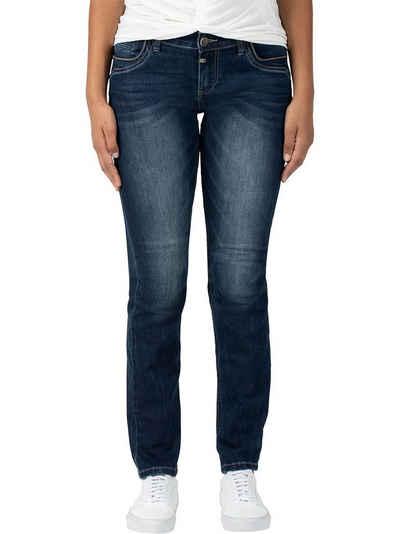 TIMEZONE Slim-fit-Jeans »Slim TahilaTZ« Jeanshose mit Stretchanteil
