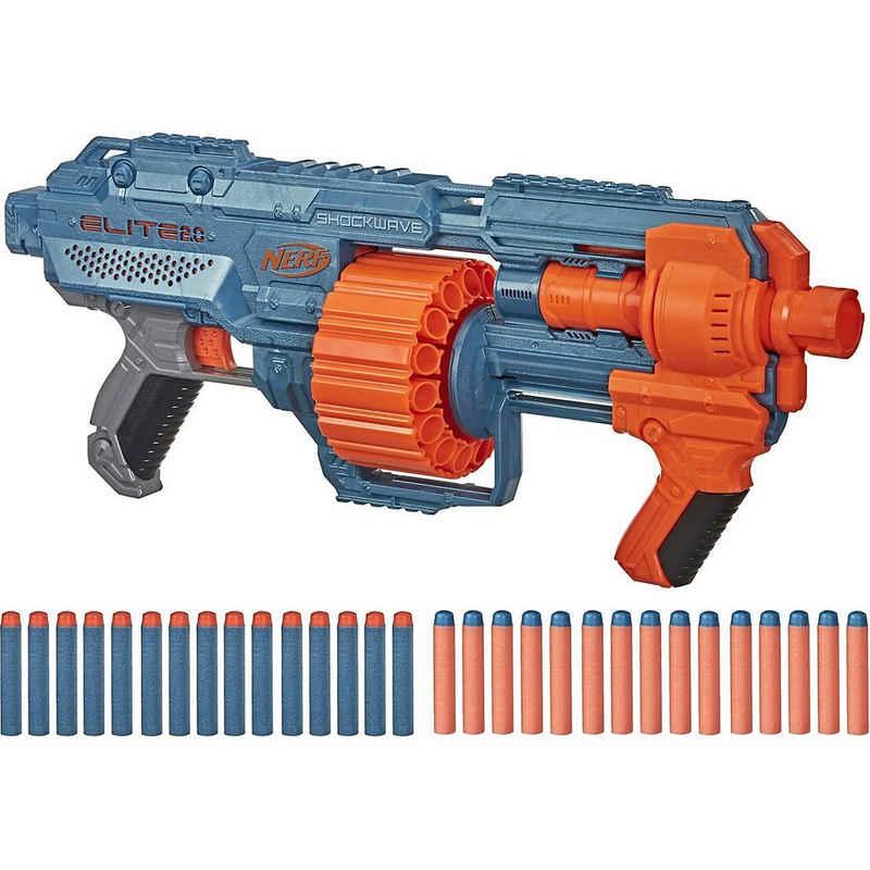 Hasbro Blaster »Nerf Elite 2.0 Shockwave RD-15 Blaster, 30 Nerf«