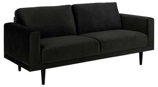 ebuy24 Sofa »Dalama Sofa 3 Sitzer braun.«