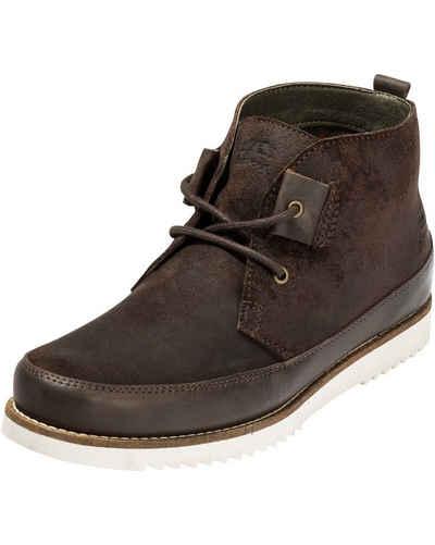 Barbour »Leder-Boots Band« Schnürstiefel