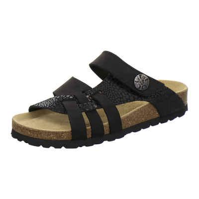 AFS-Schuhe »2120« Pantolette für Damen aus Leder mit Klettverschluss; Made in Germany