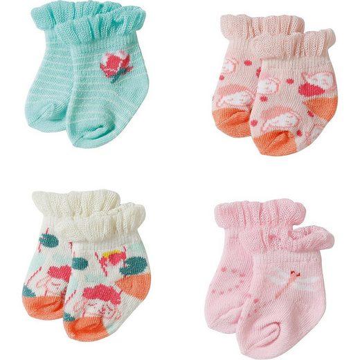 Zapf Creation® Puppenkleidung »Baby Annabell Socken 2x, 43 cm«