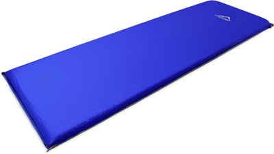 normani Thermomatte »Selbstaufblasende Luftmatratze InFlat IV«, Thermomatte Isomatte Campingmatte Schlafmatte mit Packsack 198 x 68 x 9 cm