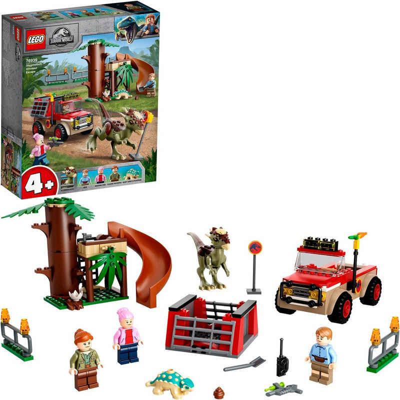 LEGO® Konstruktionsspielsteine »Flucht des Stygimoloch (76939), LEGO® Jurassic World™«, (129 St), Made in Europe
