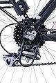 Performance Trekkingrad, 24 Gang Shimano ACERA RDM360 Schaltwerk, Kettenschaltung, Bild 4