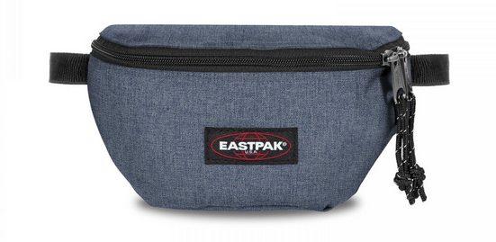 Eastpak Gürteltasche »SPRINGER, Crafty Jeans«, enthält recyceltes Material (Global Recycled Standard)