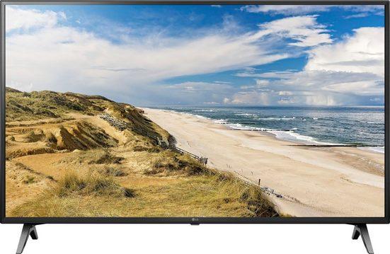 LG 43UM71007LB LCD-LED Fernseher (108 cm/43 Zoll, 4K Ultra HD, Smart-TV)