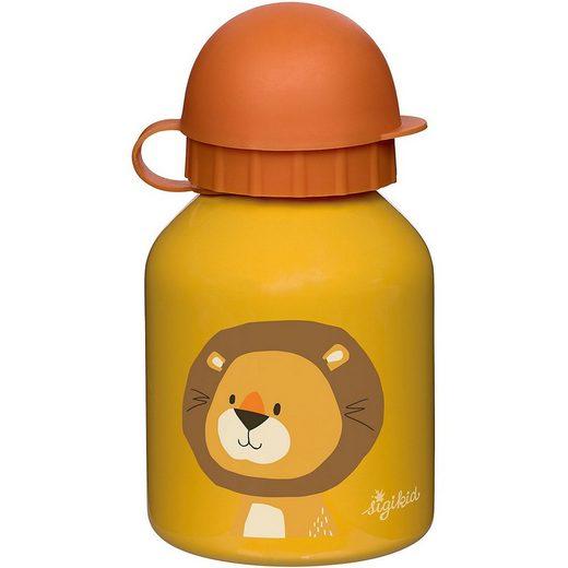 Sigikid Trinkflasche »Edelstahl-Trinkflasche Löwe Forest 250 ml (25115)«