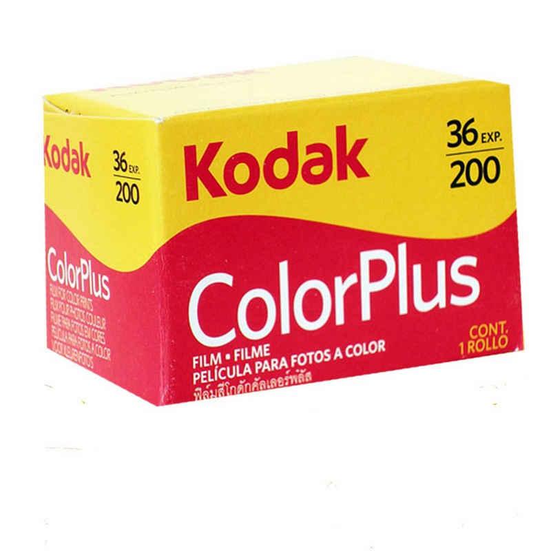 Kodak »1 x Kodak Color plus 200 135/36 Kleinbildfilm für« Superzoom-Kamera