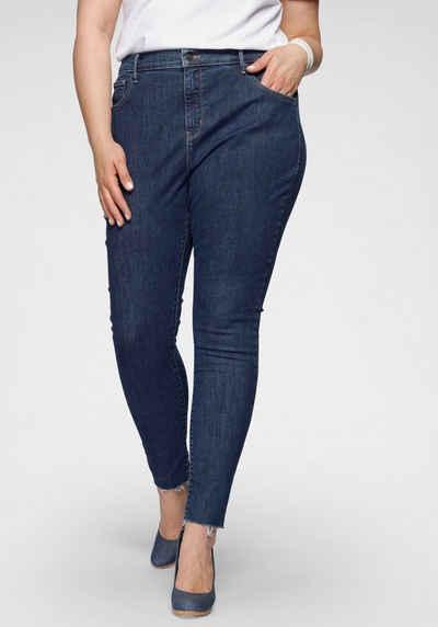 Levi's® Plus Skinny-fit-Jeans »720 High Rise Super Skinny« High Waist