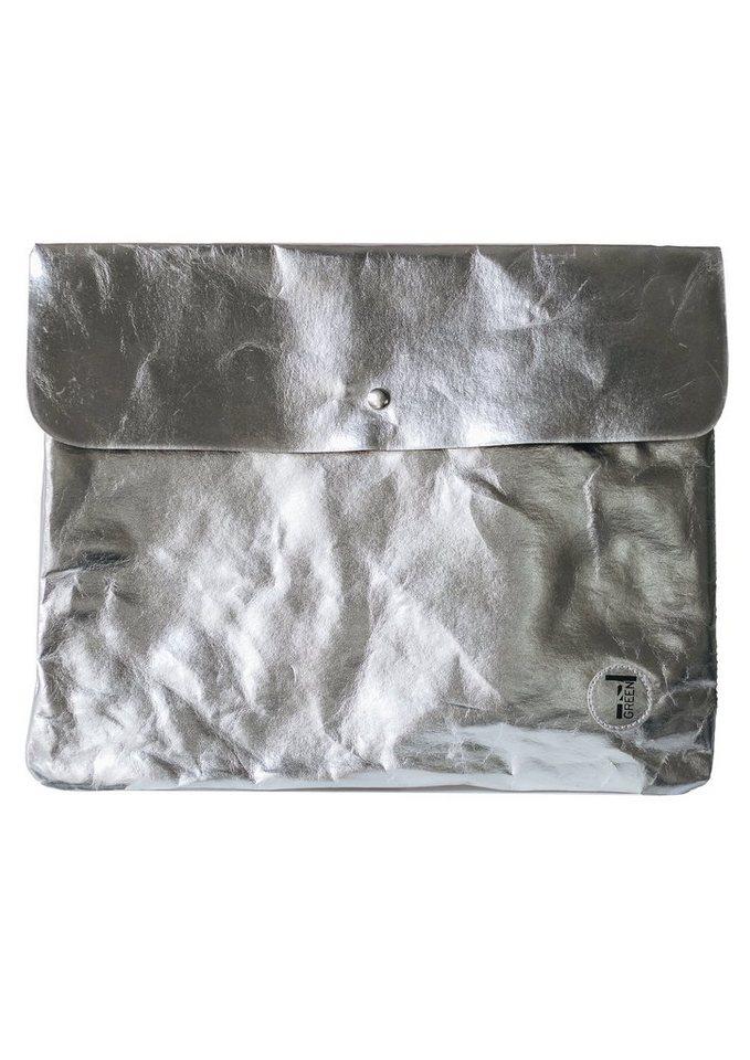washmebags -  Aktentasche, aus recyclebarem Papiermaterial