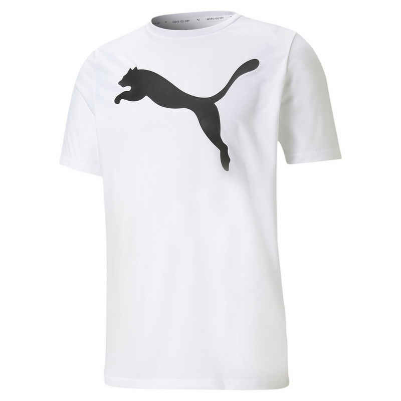 PUMA T-Shirt »Active Big Logo Herren T-Shirt«