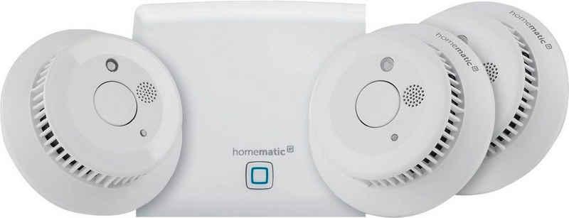Homematic IP Rauch- und Hitzewarnmelder