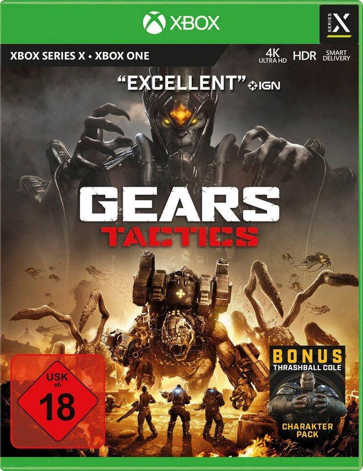 Gears Tactics Xbox Series X, Xbox One