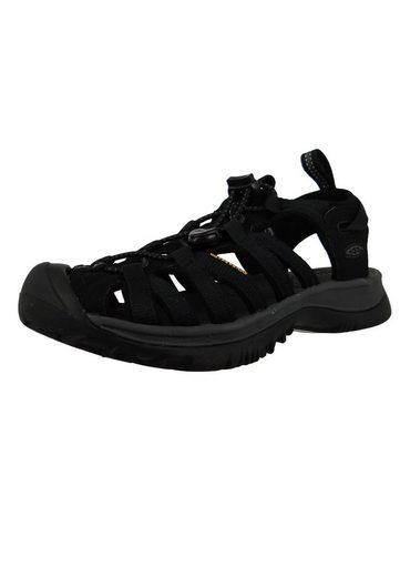 Keen »1018227 Whisper Black Magnet« Sandale