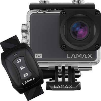 LAMAX »X9.1 4K« Action Cam (mit scharfer 4K-Funktion)